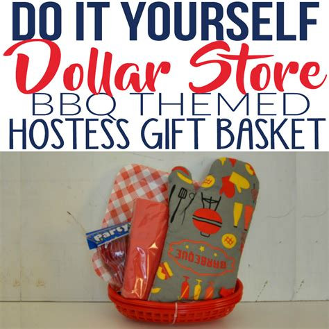 home organizing must haves simple made pretty diy dollar store bbq themed gift basket simple made pretty