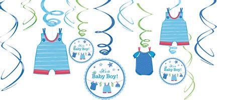 City Baby Shower Boy by It S A Boy Baby Shower Decorations City