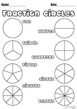 Fraction Worksheet Pack | Fractions worksheets, Fractions