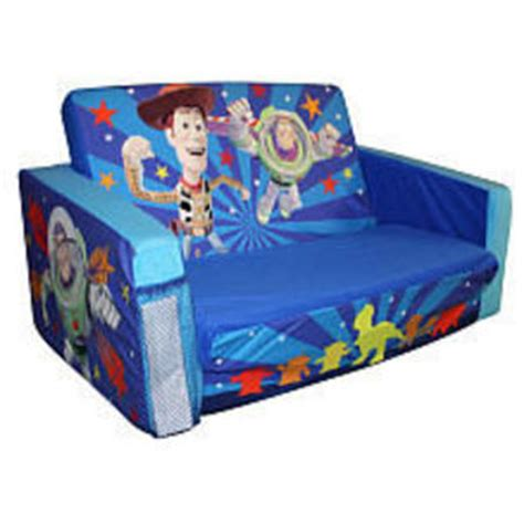 toy story couch spinmaster disney s toy story 3d flip sofa reviews