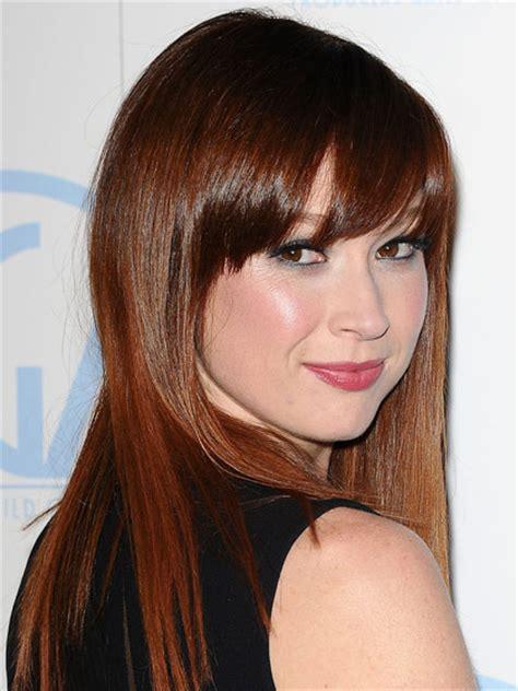 ellie kemper hair color in a box ellie kemper red hair