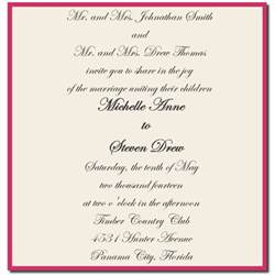 wedding invitation wording wedding invitation wording half past