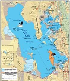 us map great salt lake maps great salt lake map
