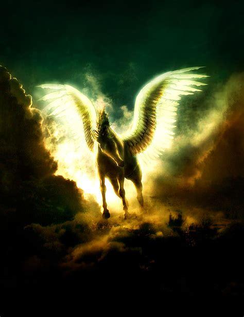 imagenes en movimiento de unicornios pegasos y unicornios taringa