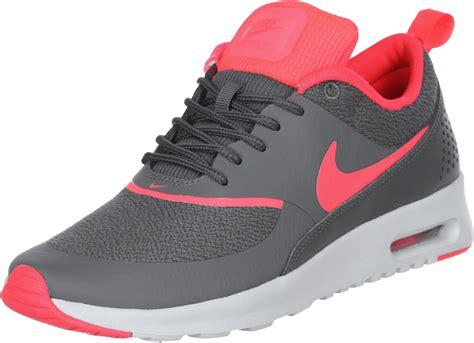 Nike Air Max Thea Grau Pink 528 by Nike Air Max Thea W Schuhe Grau Pink Im Weare Shop