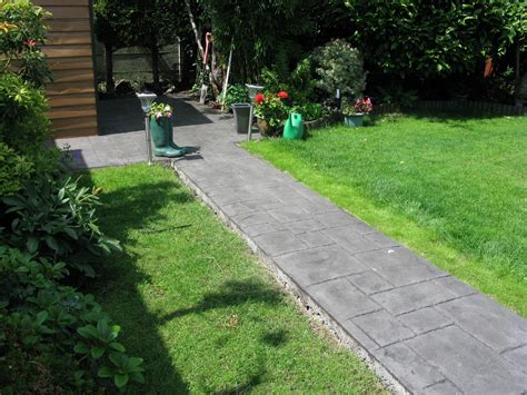 Paths And Patios by Northern Cobblestone Ashlar Slate Sted Concrete
