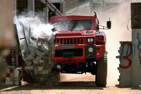 paramount marauder vs hummer is this the s most unstoppable vehicle marauder