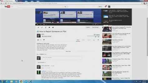 youtube new layout 2016 how to report someone on youtube 2018 layout youtube