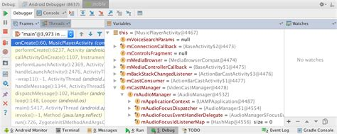 android studio debug layout chức năng debug trong android studio programing tips
