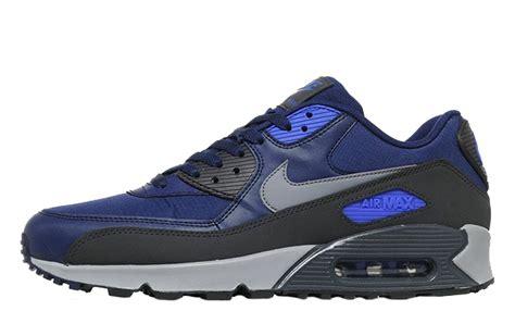 Nike Air Max 90 Grey Blue nike air max 90 blue grey the sole supplier
