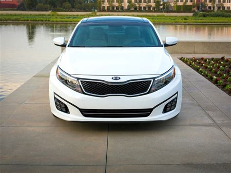 kia optima fuel type 2014 kia optima specs and features carfax