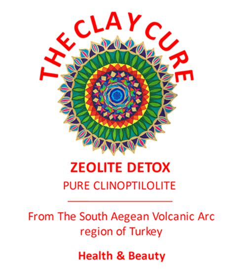 Zeolite Detox Bath by The Clay Cure Zeolite Detox Clinoptilolite