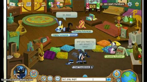 win  pirate sword  animal jam youtube