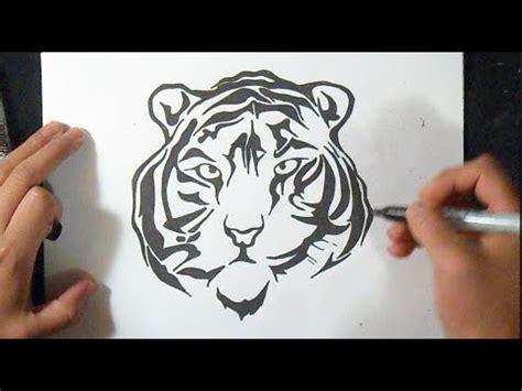 wie zu zeichnen tiger graffiti youtube