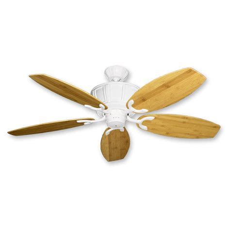 Bamboo Ceiling Fans by 52 Quot Bamboo Ceiling Fan Centurion By Gulf Coast