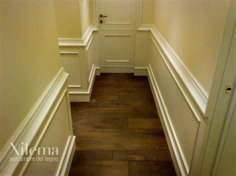 cornici per porte interne in legno esempi boiserie porte interne e arredo su misura per villa