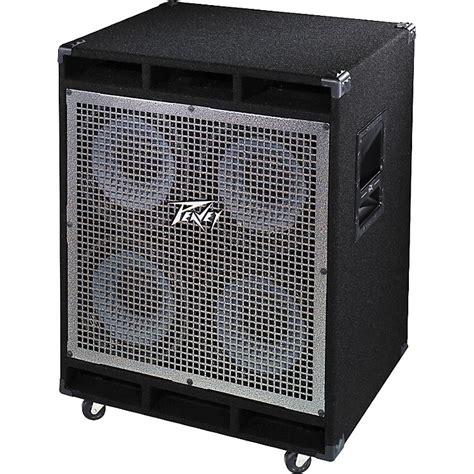 Peavey Speaker Cabinet by Peavey Pro 410 Bass Speaker Cabinet Music123
