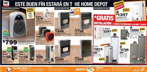 folleto de ofertas buen fin 2015 y navidad en the home