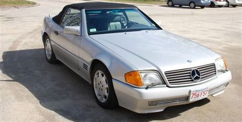 automobile air conditioning repair 1990 mercedes benz sl class free book repair manuals sell used 1990 mercedes 300sl r129 convertible hard top great deal in uxbridge