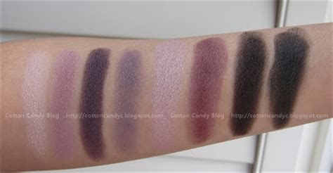 N Color Icon Eyeshadow Collectionpetal Pusher cotton n petal pusher eyeshadow palette and eotd