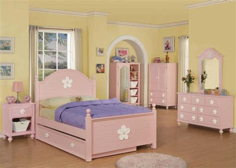 twin size bed for girl girls bedroom set floresville collection