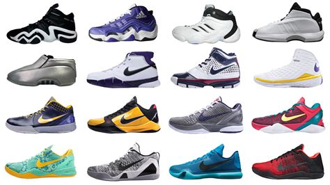 every nike basketball shoe made ranking every signature sneaker sole collector
