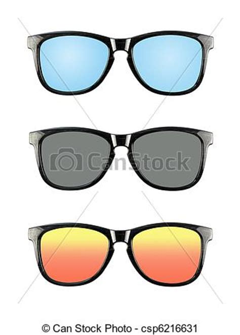 clipart occhiali clipart di occhiali da sole sunglasses isolato contro