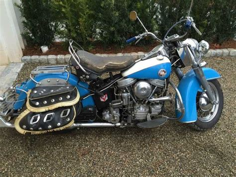 1957 Harley Davidson Panhead by 1957 Panhead Vehicles For Sale