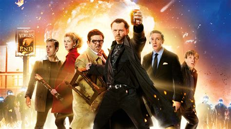 comedy wallpaper 3d qu full hd wallpaper the worlds end poster simon pegg martin