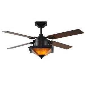 light kit for ceiling fan lowes shop harbor san leandro 52 in aged bronze downrod