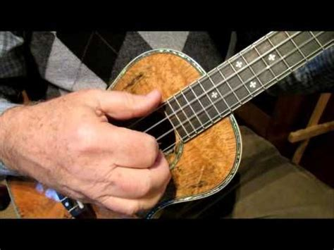 tutorial ukulele travis pick 2 for the ukulele tutorial by ukulele