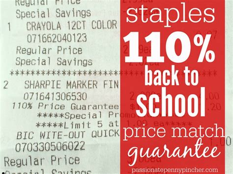 Office Depot Price Match 9 Back To School Deals You Should Buy At Office Depot Or