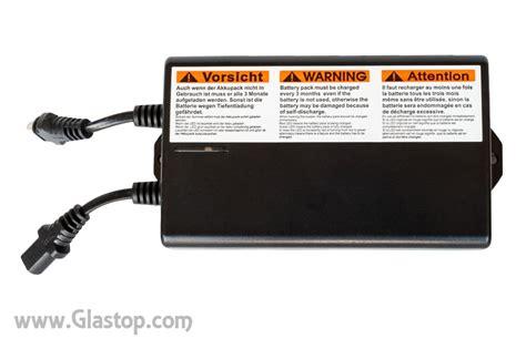 lambright battery pack glastop