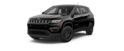 jeep compass 2018 black 2018 jeep compass color options