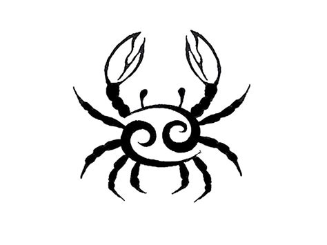 tribal cancer crab tattoo cancer tattoos and designs page 74