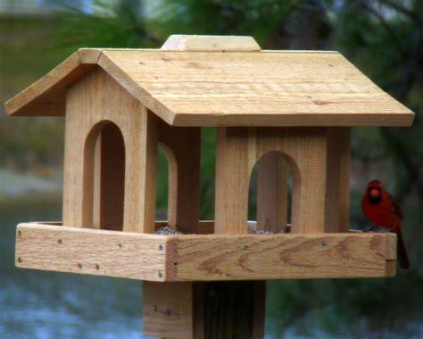 platform bird feeder with roof unique bird feeder