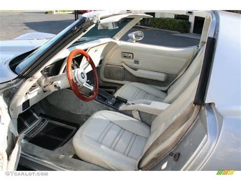1978 Corvette Interior by Silver Interior 1978 Chevrolet Corvette Coupe Photo