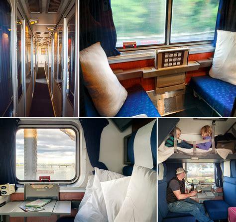 Amtrak Family Sleeper Car by Amtrak Family Adventure The Last Best Plates