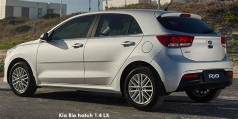 new kia rio hatch 1.4 lx auto up to r 2,555 discount | new