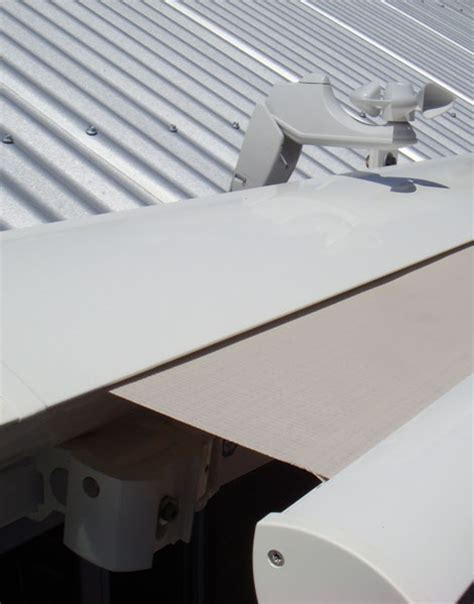 Awning Wind Sensor by Motorisation Sensors Modular Shades Shutters
