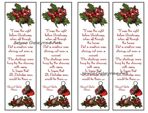 printable bookmarks for christmas 5 best images of free printable christmas candy cane