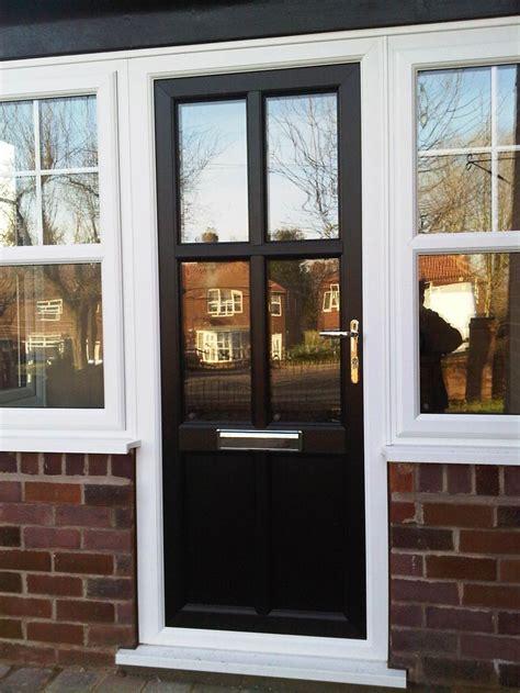 black upvc front doors 305 best upvc windows doors images on