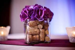 theme centerpiece wine themed bridal shower on outdoor bridal