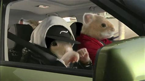 Kia Rodents Kia Hamster Commercial Autos Post