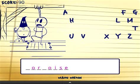 doodle hangman doodle hangman hd 187 android 365 free android