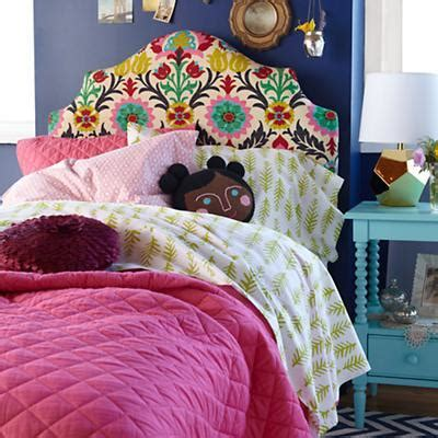 kids headboards kids arched patterned headboards land of nod