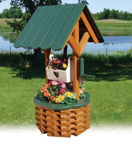 How To Build A Wishing Well Planter by 25 Best Ideas About Wishing Well On