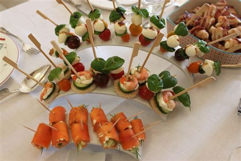 Fingerfood Anrichten by Sonja Macht Fingerfood F 252 R Silvester S Backblog