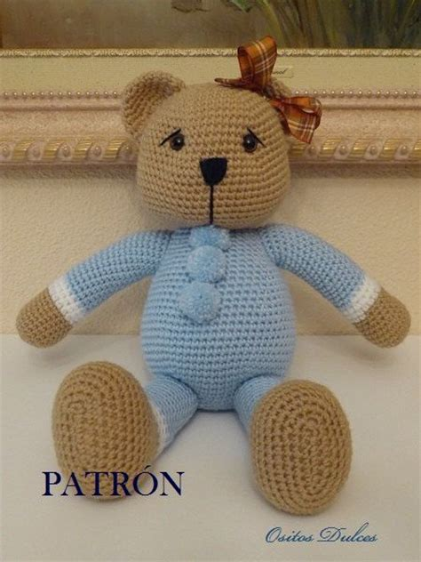 un pattern en espanol patterns crochet and spanish on pinterest