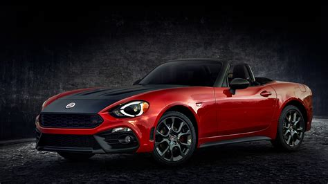 fiat car wallpaper hd 2017 fiat 124 spider 4 wallpaper hd car wallpapers id
